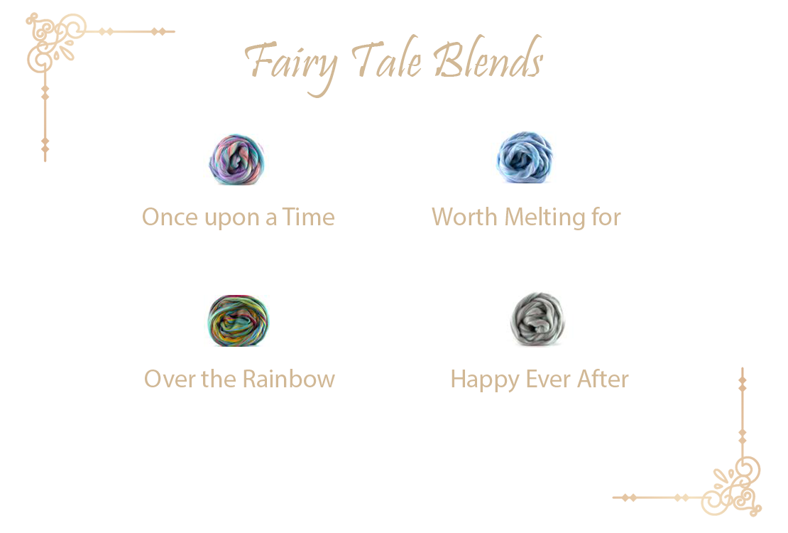 Fairy Tale wool collection
